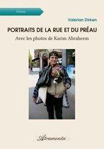 Portraits de la rue et du préau
