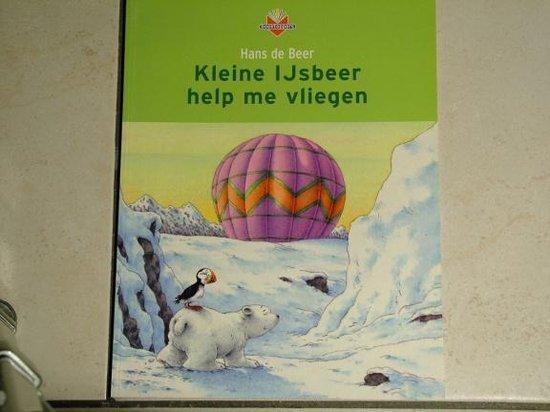 Kleine IJsbeer help me vliegen - Hans de Beer pdf epub