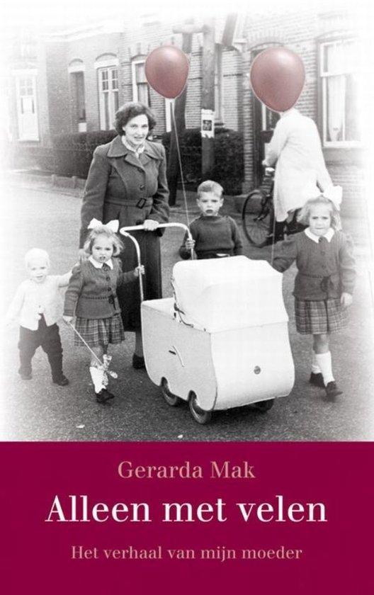Alleen met velen - Gerarda Mak pdf epub
