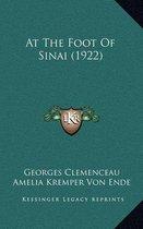 At the Foot of Sinai (1922)