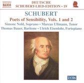 Schubert: Poets Of Sentimental