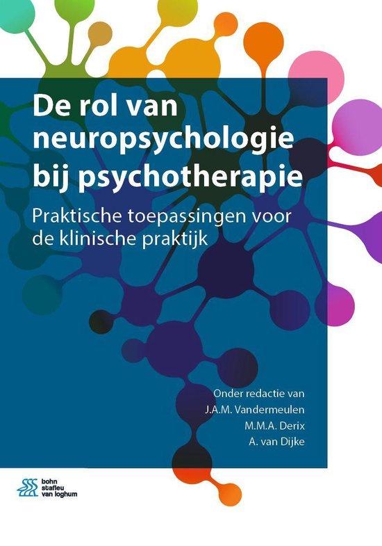 De rol van neuropsychologie bij psychotherapie - none  