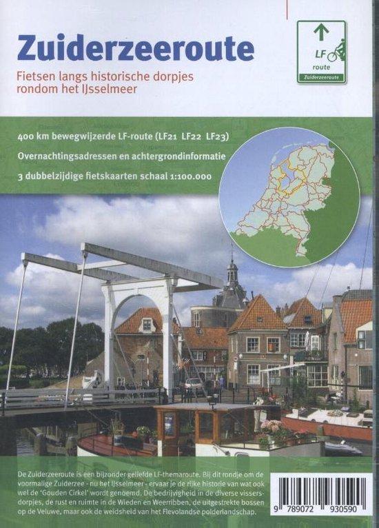LF-routes - Zuiderzeeroute - Diverse auteurs |
