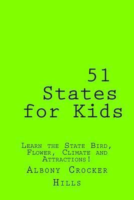 51 States for Kids