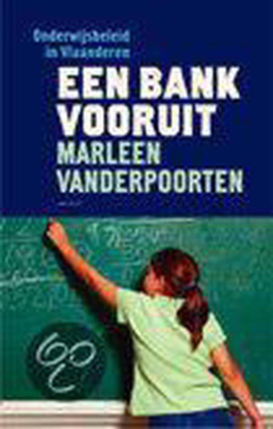 Een bank vooruit - Marleen Vanderpoorten | Fthsonline.com