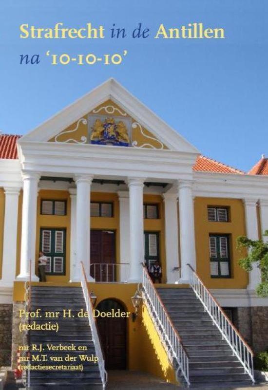 Strafrecht in de Antillen na 10-10-10 - none |