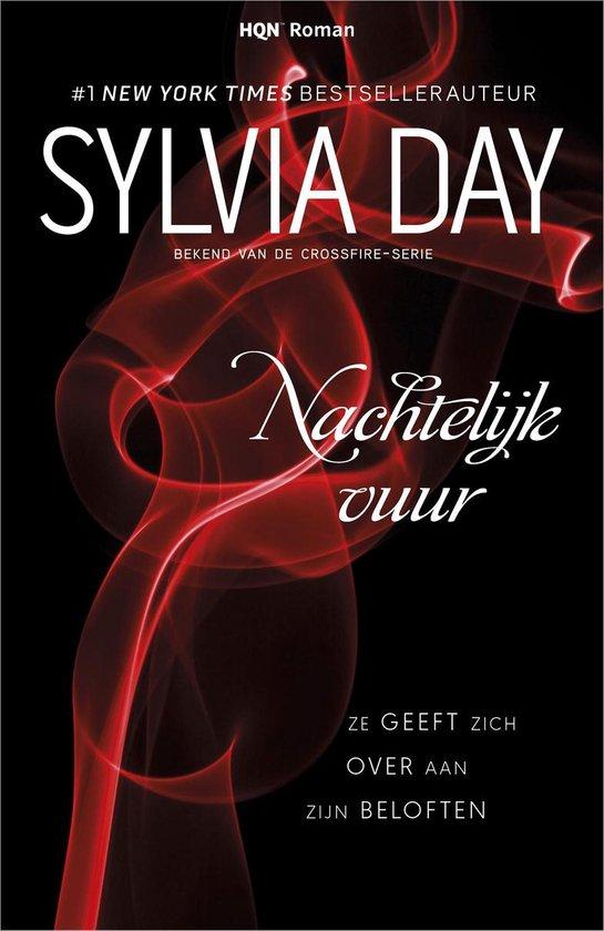 Nachtelijk vuur - Silvia Day |