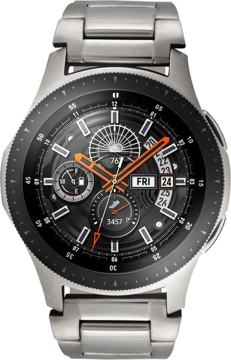 Samsung Galaxy Watch - Smartwatch heren - Special Edition - 46mm - Zilver