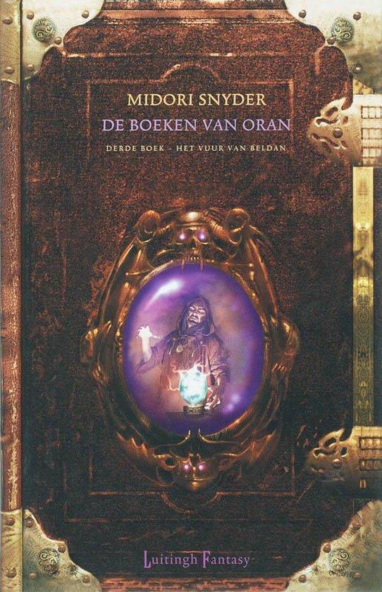 Het Vuur Van Beldan - Midori Snyder | Readingchampions.org.uk