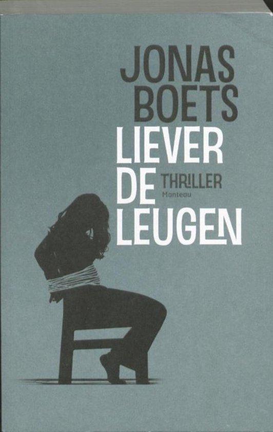 Liever de leugen - Jonas Boets  