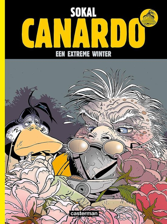 Inspecteur canardo Hc25. een extreme winter - Pascal Regnauld  