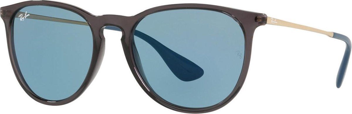 | Ray Ban Erika Transparant Grey Zonnebril 0RB4171