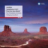 Dvorak: Symphonies No. 8 & 9