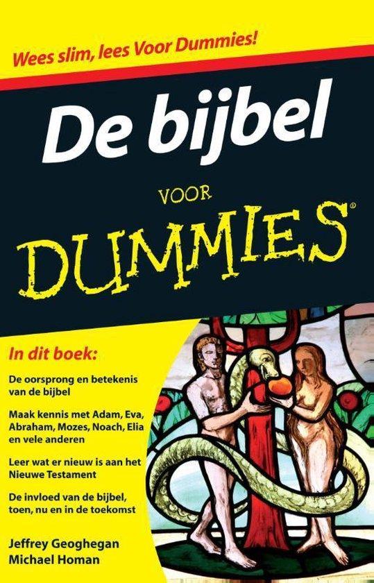 Voor Dummies - De bijbel voor dummies - Jeffrey Geoghegan |