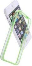 Hard Bumper Case Bescherm Hoesje Voor Apple iPhone 4/4S Green