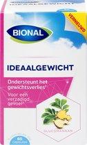 Bional IdeaalGewicht – Afvallen – Met Glucomannan – 60 tabletten