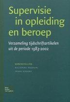 Supervisie in opleiding en beroep 1983-2002