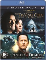 The Da Vinci Code/Angels & Demons (Blu-ray)