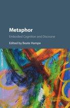 Boek cover Metaphor van Hampe, Beate