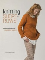 Boek cover Knitting Short Rows van Jennifer Dassau