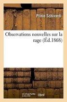 Observations Nouvelles Sur La Rage