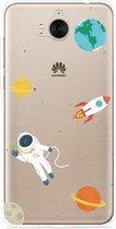 Huawei Y6 2017 Hoesje Astronaut