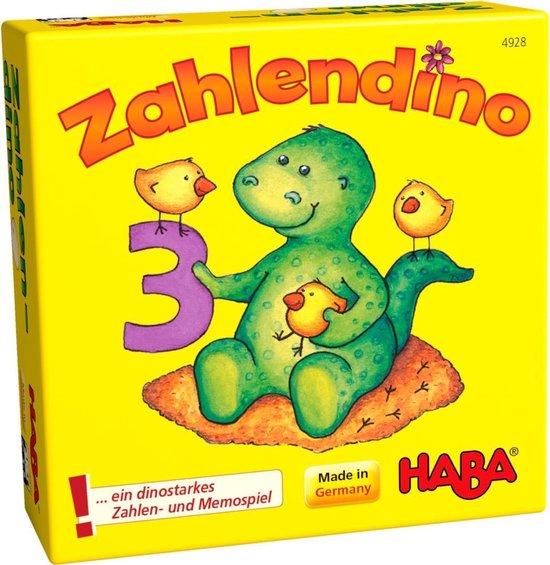 Afbeelding van het spel Supermini Spiel - Zahlendino (Duits) = Frans 5475 - Nederlands 5493