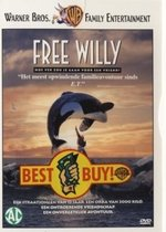FREE WILLY /S DVD NL