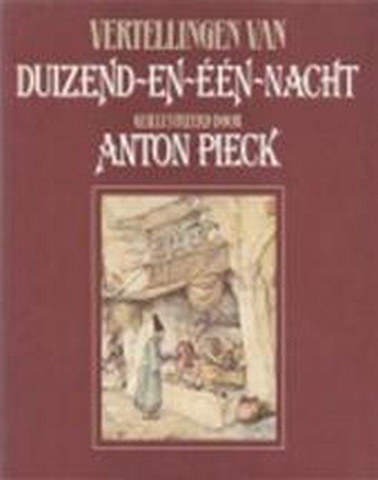 Vertellingen van duizend-en-een-nacht - Anton Pieck | Fthsonline.com