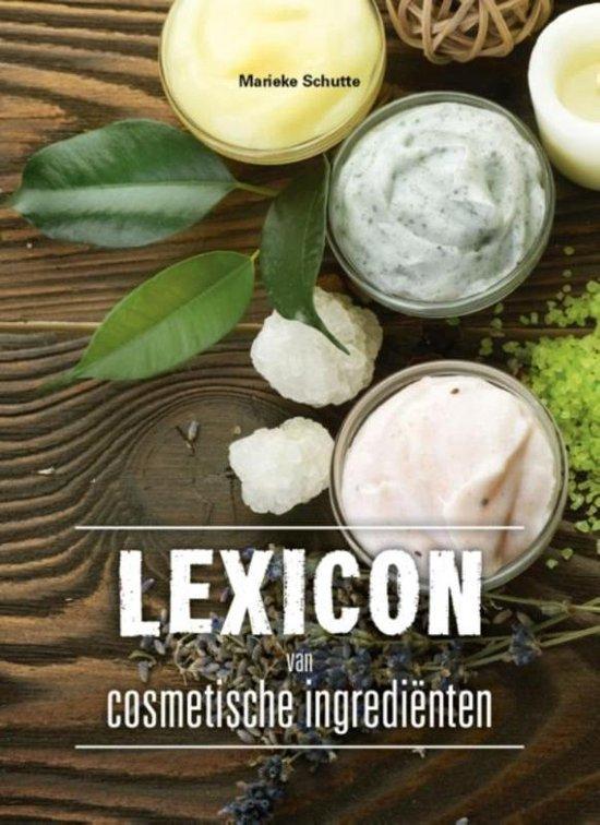 Lexicon van cosmetische ingrediënten
