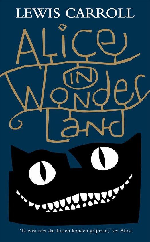 De avonturen van Alice in Wonderland - Lewis Carroll  