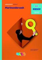 Marktonderzoek niveau 4 Leerwerkboek