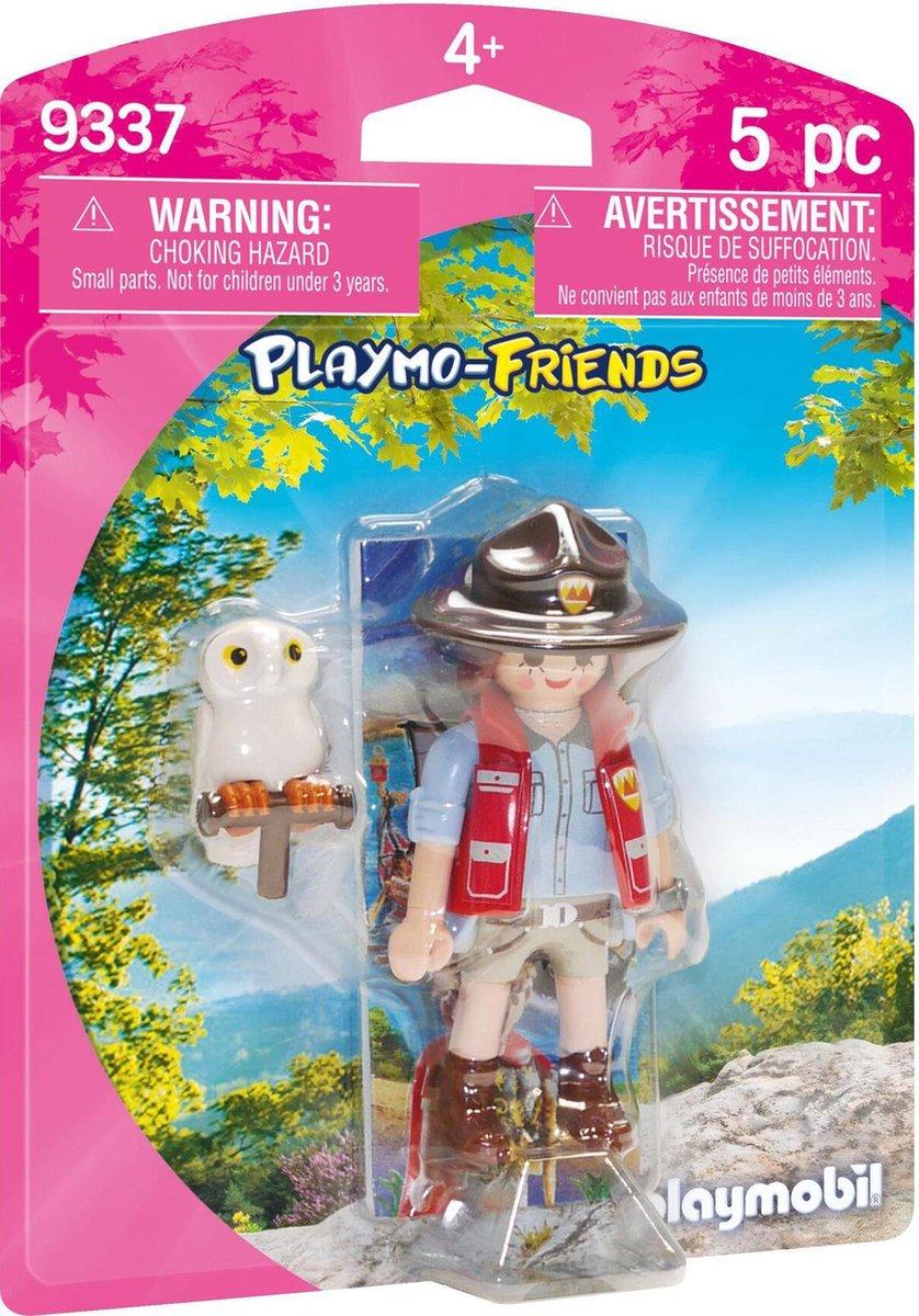 PLAYMOBIL Parkwachter - 9337