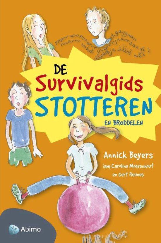 De survivalgids stotteren - Annick Beyers |