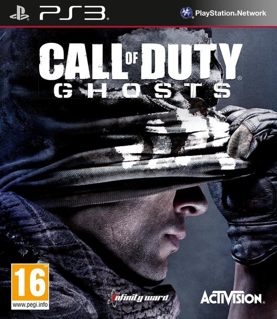 Call of Duty Ghost – Limited Edition – PS3