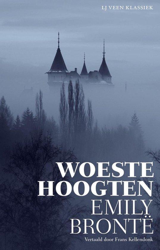 Boek cover Woeste Hoogten van Emily Bronte (Onbekend)