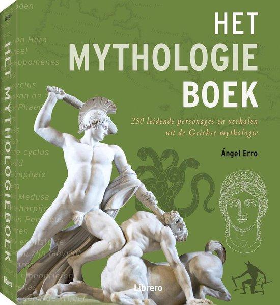 Het Mythologieboek - Angel Erro |