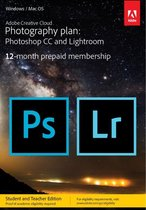 Adobe Creative Cloud Photography Plan: Student &am