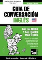Guía de Conversacion Español-Inglés y diccionario conciso de 1500 palabras