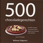 500 chocoladegerechten