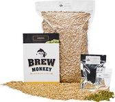 Brew Monkey Ingrediëntenpakket - Ingrediënten Tripel bier - Zelf bier brouwen