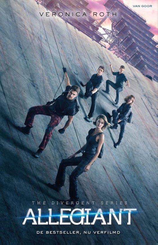 Divergent - Allegiant - Veronica Roth |