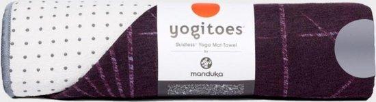 Manduka Yogitoes Skidless Yoga Handdoek - Sidewinder