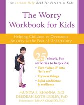 Omslag The Worry Workbook for Kids