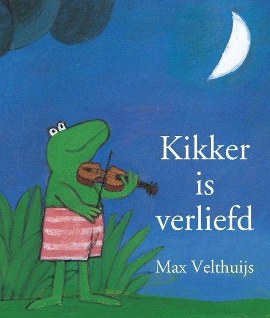 Kikker is verliefd - Max Velthuijs |