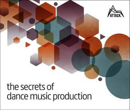 Boek cover The Secrets of Dance Music Production van David Felton (Paperback)
