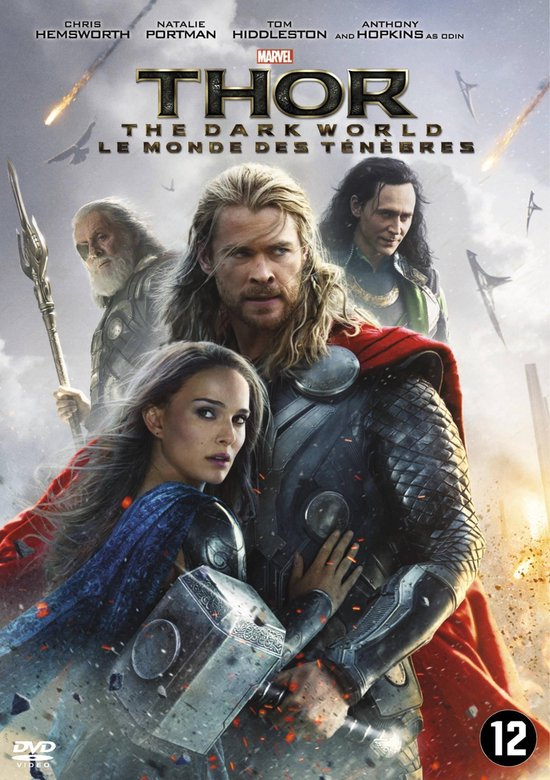 Cover van de film 'Thor: The Dark World'