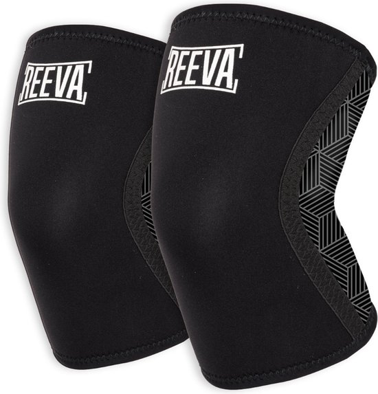 Reeva knee sleeves – knie brace – 7mm – S (unisex)