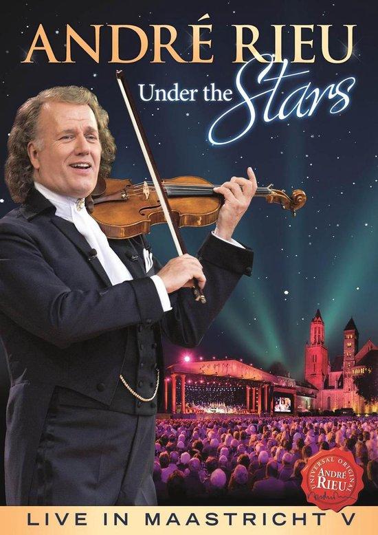 CD cover van Andre Rieu - Under The Stars (Live In Maastricht) (Dvd) van André Rieu