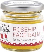 Rosehip Face Balm for Dry & Mature Skin - 60 gram